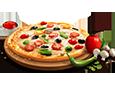 Pizza, Ø 32cm